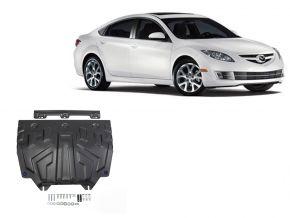 Protezioni di motore e cambio Mazda 6 1,8; 2,0; 2,5 2013-2015