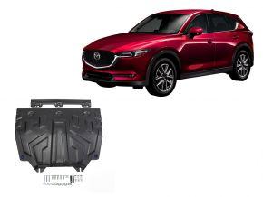 Protezioni di motore e cambio Mazda CX-5 2,0; 2,5; 2,2D 2017-