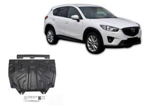Protezioni di motore e cambio Mazda CX-5 2,0; 2,5; 2,2D 2011-2017