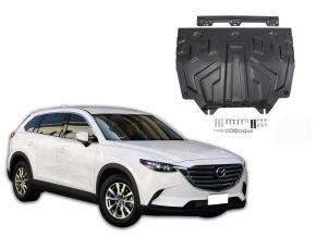Protezioni di motore e cambio Mazda CX-9 2,5 2017-