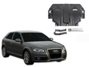 Protezioni di motore e cambio Audi A3 8P si adatta a tutti i motori 2003-2012