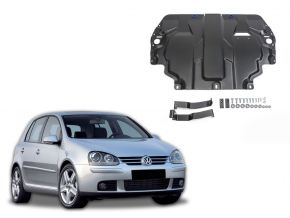 Protezioni di motore e cambio Volkswagen  Golf V si adatta a tutti i motori 2004-2008
