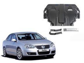 Protezioni di motore e cambio Volkswagen  Jetta si adatta a tutti i motori 2009-2017