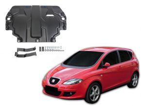 Protezioni di motore e cambio Seat Altea 1,6; 2,0TDI; 2,0TSI 2004-2015