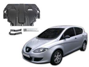 Protezioni di motore e cambio Seat Toledo III 1,6; 2,0TDI 2004-2009