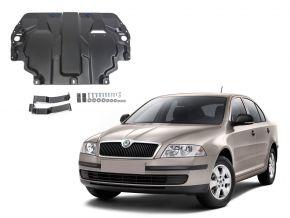 Protezioni di motore e cambio Skoda  Octavia А5 si adatta a tutti i motori 2008-2013