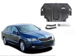 Protezioni di motore e cambio Skoda  Superb 1,4; 1,8; 2,0; 3,6 2008-2014