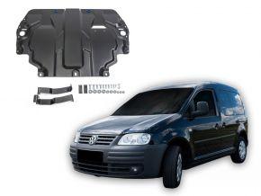 Protezioni di motore e cambio Volkswagen  Caddy III si adatta a tutti i motori (w/o heating system) 2006-2015