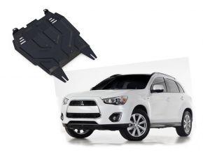Protezioni di motore e cambio Mitsubishi ASX 1,6; 1,8; 2,0 2010-2018