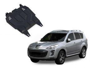 Protezioni di motore e cambio Peugeot  4007 2,2; 2,4 2007-2012