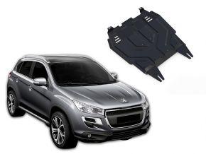 Protezioni di motore e cambio Peugeot  4008 si adatta a tutti i motori 2012