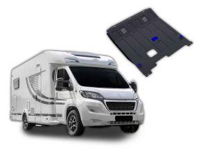 Protezioni di motore e cambio Peugeot  Boxer Caravan si adatta a tutti i motori 2014