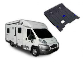 Protezioni di motore e cambio Peugeot  Boxer Caravan si adatta a tutti i motori 2006-2014