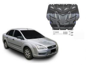 Protezioni di motore e cambio Ford  Focus II si adatta a tutti i motori 2005-2011