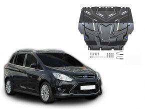Protezioni di motore e cambio Ford  Grand С-Max si adatta a tutti i motori 2010