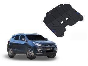 Protezioni di motore e cambio Hyundai  ix35 si adatta a tutti i motori 2010-2015