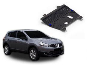 Protezioni di motore e cambio Nissan  Qashqai 1,6; 2,0 2006-2014