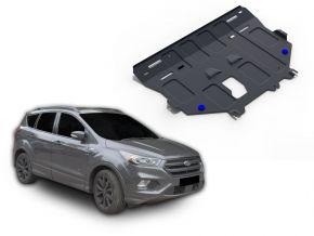 Protezioni di motore e cambio Ford Kuga 1,5 Ecoboost; 1,6; 2,5 2016