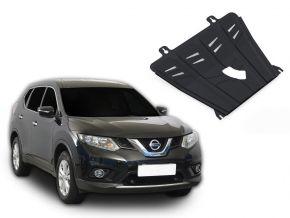Protezioni di motore e cambio Nissan X-Trail T32 2,0; 2,5 2015