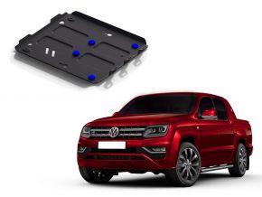 Opertura del motore e radiatore in acciaio per Volkswagen Amarok 2,0TDI; 3,0TDI 2010-2016 , 2016-