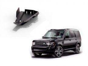 Copertura in acciaio per compressore sospensioni pneumatiche Land Rover Discovery IV si adatta a tutti i motori 2009-2016