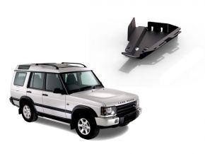 Copertura in acciaio per compressore sospensioni pneumatiche Land Rover Discovery III si adatta a tutti i motori 2004-2009
