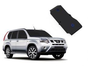 Copertura differenziale in acciaio Nissan X-Trail 4WD 2,0; 4WD 2,5 (solo per il motore specificato!), 2007-2013