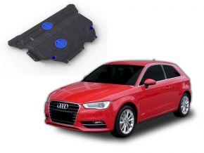 Protezioni di motore e cambio Audi A3 FWD/4WD 1,2TSI; FWD/4WD 1,4TFSI; FWD/4WD 1,8TFSI; FWD/4WD 1,8TSI 2012-