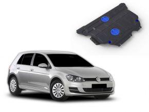Protezioni di motore e cambio Volkswagen Golf VII 1,2TFSI; 1,4TFSI (122hp) 2013-
