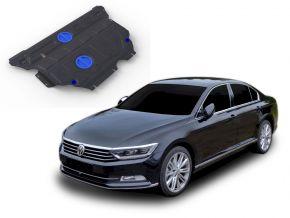 Protezioni di motore e cambio Volkswagen Passat (B8) FWD 1,4TSI; FWD 1,8TSI 2015-