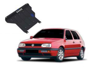 Protezioni di motore e cambio Volkswagen Golf III  MT 1,4; 1,6; 1,8; 2,0; 1,9TD 1991-1997