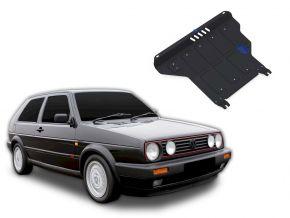 Protezioni di motore e cambio Volkswagen Golf II MT si adatta a tutti i motori 1986-1992