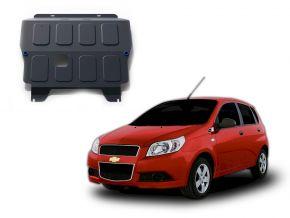 Protezioni di motore e cambio Chevrolet Aveo 1,2; 1,4 2008-2012