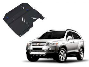 Protezioni di motore e cambio Chevrolet Captiva 2,4; 3,2 2006-2011