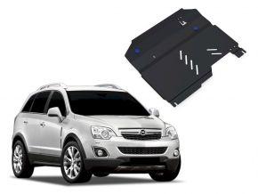 Protezioni di motore e cambio Opel Antara 2,4; 3,2 2006-2011