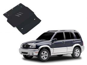 Protezioni di motore e cambio Suzuki Grand Vitara si adatta a tutti i motori 1998-2005