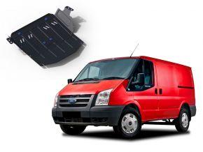 Protezioni di motore e cambio Ford Transit  RWD 2,2TD; RWD 2,4TD only! 2007-2015