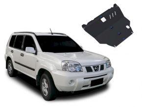 Protezioni di motore e cambio Nissan X-Trail si adatta a tutti i motori 2001-2007