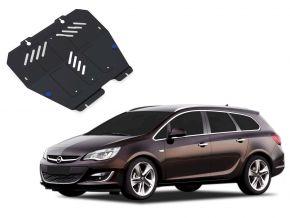 Protezioni di motore e cambio Opel Astra Family 1,4; 1,6; 1,8 2012-