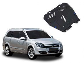 Protezioni di motore e cambio Opel Astra 1,4; 1,6; 1,8 2004-2009