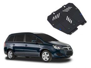 Protezioni di motore e cambio Opel Zafira 1,6; 1,8; 2,0; 2,2 2006-2011