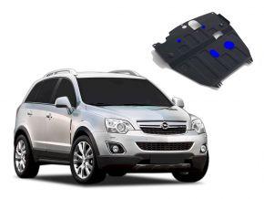 Protezioni di motore e cambio Opel Antara 2,2D; 2,4i; 3,0i 2012-2015