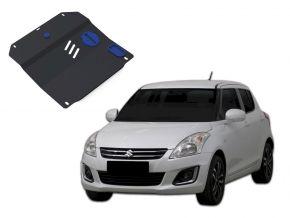 Protezioni di motore e cambio Suzuki Swift si adatta a tutti i motori 2011-2015