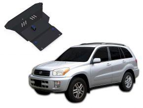 Protezioni di motore e cambio Toyota RAV4 1,8; 2,0 2000-2006