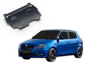 Protezioni di motore e cambio Skoda Fabia RS 1,4TSI 2010-2015