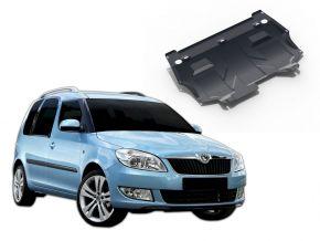 Protezioni di motore e cambio Skoda Rооmster si adatta a tutti i motori 2006-2015