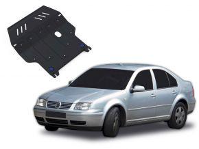 Protezioni di motore e cambio Volkswagen Bora si adatta a tutti i motori 1998-2005