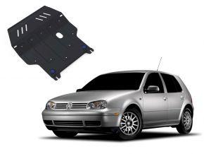 Protezioni di motore e cambio Volkswagen Golf IV si adatta a tutti i motori 1998-2005