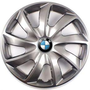 """COPRICERCHI PER BMW 16"""", STIG GRAFFI LACCATO 4 pz"""