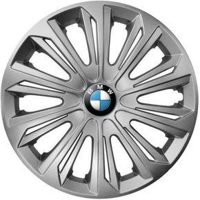 "Copricerchi per BMW 15"", STRONG GRIGIO 4 pz"